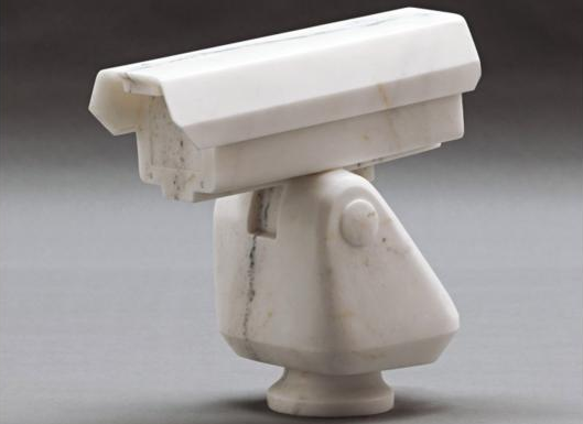 Surveillance Camera, 2010 (Courtesy of Ai Weiwei & Ai Weiwei Studio)