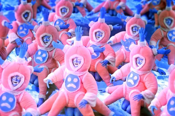 Rachel Maclean's Germs (2013)