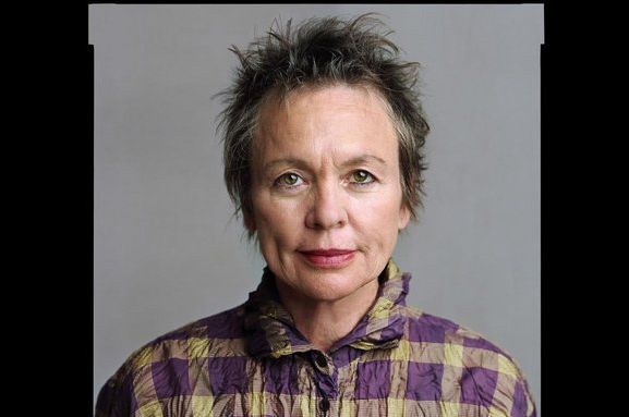 Laurie Anderson (Timothy Greenfield-Sanders/Corbis Outline