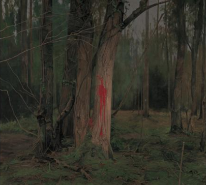 George Shaw, Every Brush Stroke Is Torn out of My Body THE ARTIST/COURTESY WILKINSON GALLERY, LONDON