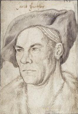 Hans Holbein the Elder, Portrait of Jacob Fugger (1509), Staatliche Museen zu Berlin