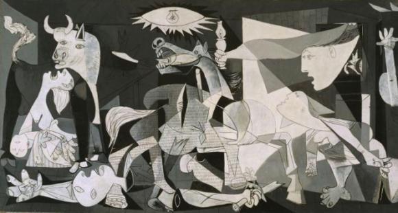 Picasso, Guernica, MUSEO NACIONAL CENTRO DE ARTE REINA SOFIA