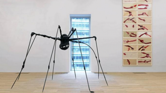 Louise Bourgeois at Tate Modern MARCUS LEITH/TATE